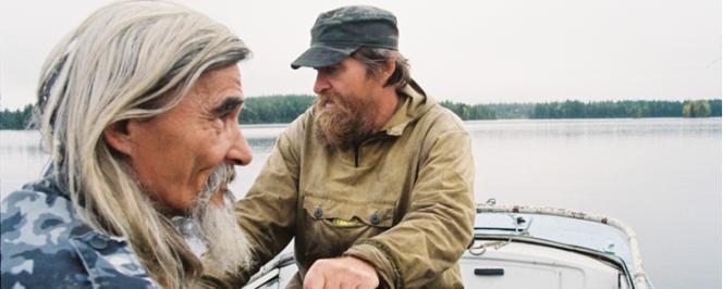 """Capture d'écran du film """"Tryptique russe"""" de François Caillat"""