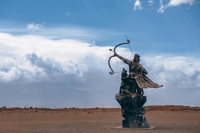 Le symbolisme de la flèche et de l'archer (roi ou héros) dans le monde iranien préislamique