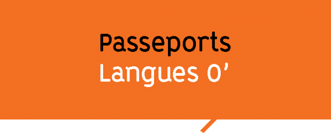 Passeports Langues O'