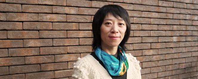 Jing GUO, enseignante de chinois très impliquée dans l'ingénierie pédagogique