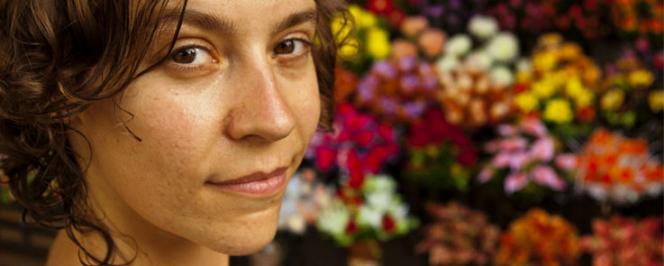 Portrait Elodie Guignard
