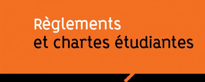 Chartes étudiantes