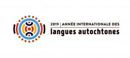 Logo année des langues autochtones