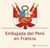 Logo Embajada del Peru en Francia