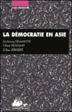 La démocratie en Asie - couverture