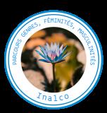 Logo parcours genres, féminités, masculinités