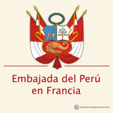 Logo Ambassade du Pérou