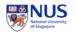 Logo National University of Singapore (NUS)