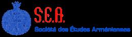 Logo Société des études arméniennes (SEA)