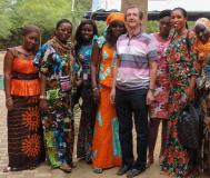 Konstantin Pozdniakov au colloque Sénélangues 2015, Dakar