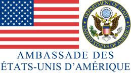 Logo Ambassade des Etats-Unis