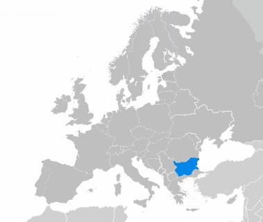 La Bulgarie en Europe