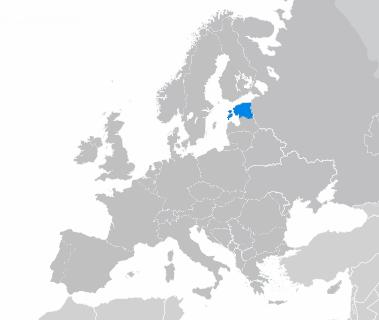 L'Estonie en Europe