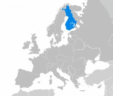 La Finlande en Europe
