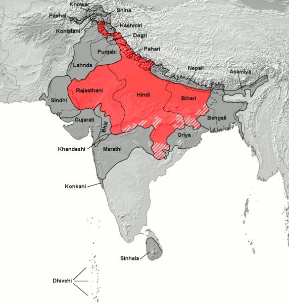 Hindi-belt