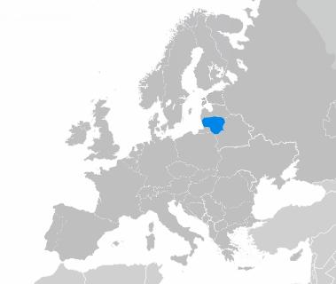 La Lituanie en Europe