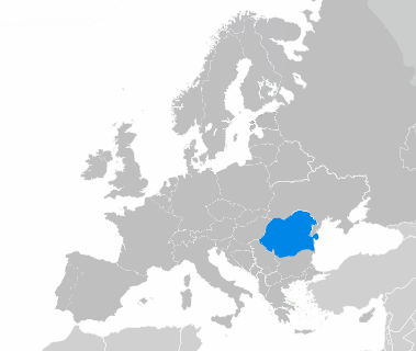 Le roumain en Europe