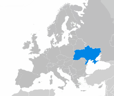 L'Ukraine en Europe