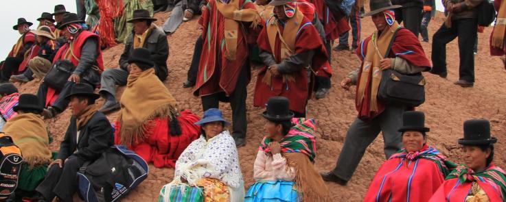 Archéologues Pérou