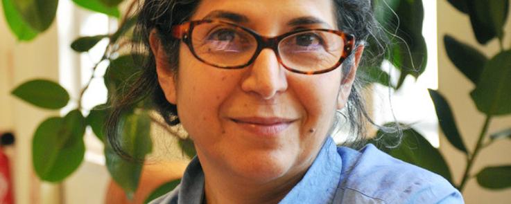 Fariba Adelkhah, anthropologue et directrice de recherche à Sciences-Po