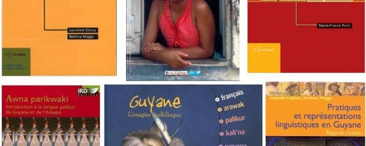 Grammaires de langues de Guyane