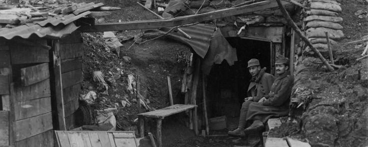 visuel Le Front austro-italien 1915-1918