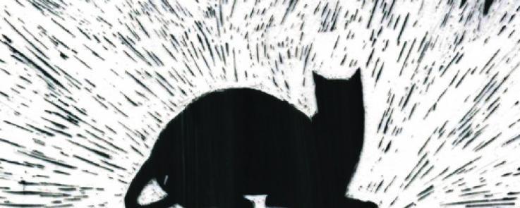 Eugène Trivizaz, rencontre littérature jeunesse, livre le dernier chat noir