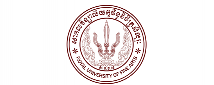 Logo Université Royale des Beaux-Arts Cambodge