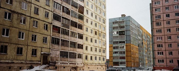 Norilsk, un laboratoire polaire urbain en Russie