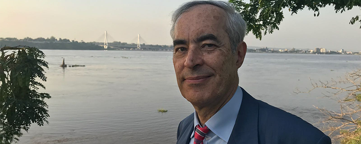 Nicolas Normand, ancien ambassadeur de France au Sénégal et en Gambie
