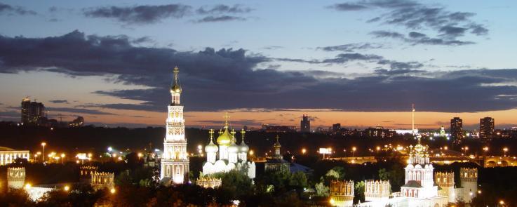 Études russes
