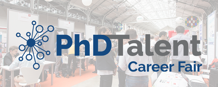 Logo du PhDTalent Career Fair