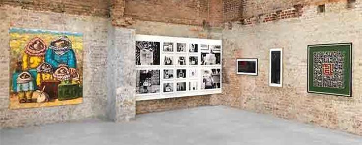 Jeunes artistes turcs à Berlin