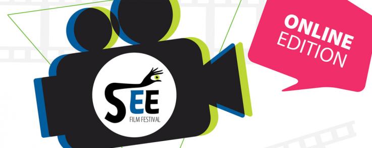 bannière du Festival des cinémas du sud-est européen - 10ème édition
