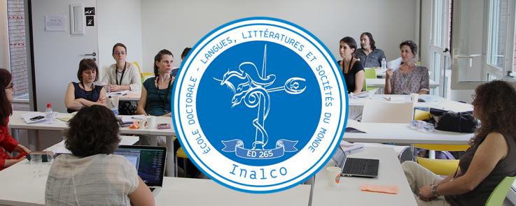 Classe de l'Inalco avec étudiants
