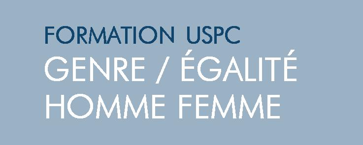 USPC formation genre/égalité homme/femme