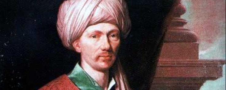 Portrait présumé d'Antoine Galland
