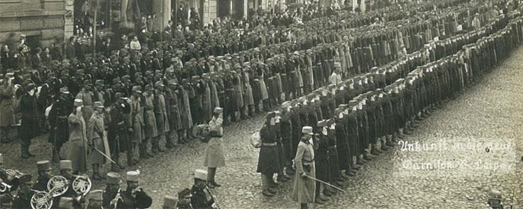 L'Autriche-Hongrie de la Grande Guerre aux traités de paix : nouveaux ou/et nouvelles approches