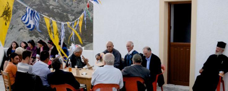 Voix et musiques de Crète et de Karpathos