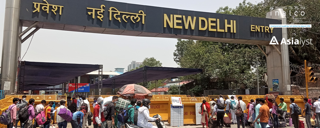 Covid-19 en Inde : ce que la crise sanitaire révèle du pays de Narendra Modi