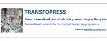 Bannière Transfopress