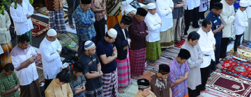 Musulmans d'Indonésie