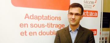 François-Xavier Durandy, lauréat du prix ATAA 2015