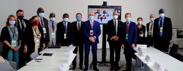 Membres de l'Assemblée générale de l'AUF - septembre 2021