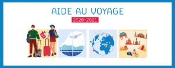 Bandeau Aide au voyage 2021