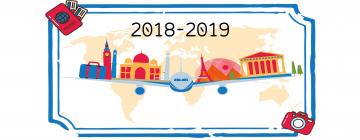 Aide au voyage 2018-2019