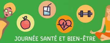 Journée Santé Bien-être 2018 visuel