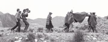 "Extrait du film ""Yawar Mallku"" 1969"