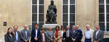 Membres du Conseil d'Administration de la Fondation Inalco