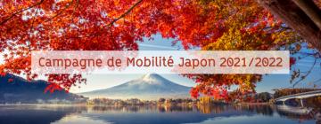 campagne de mobilités pour le Japon 2021 2022